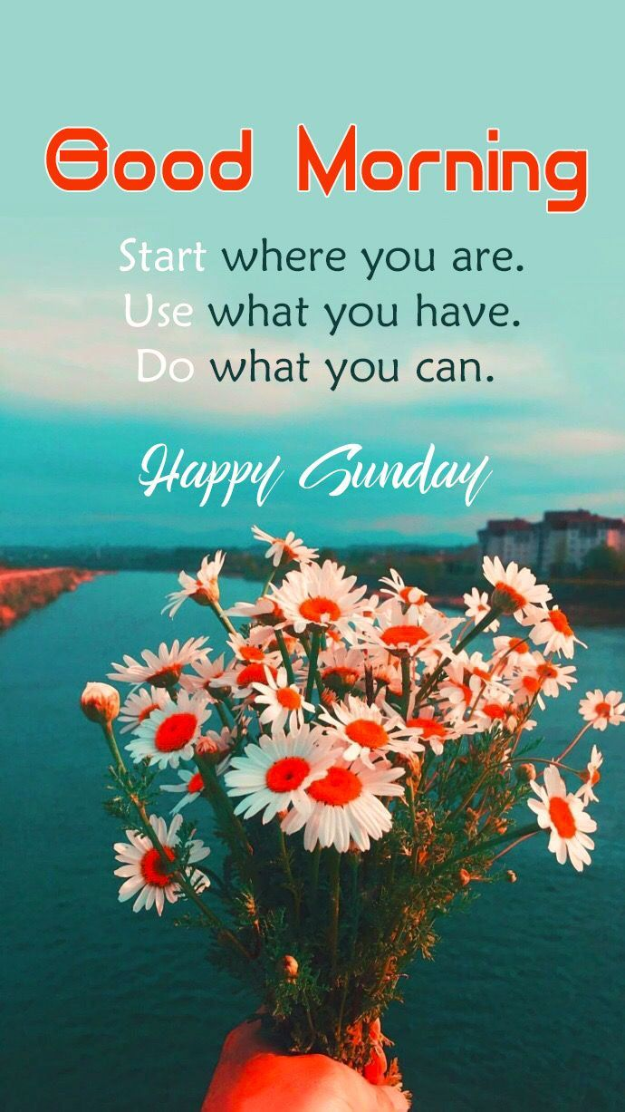 86 Good Morning Sunday Wallpapers Best Pictures Images Photos 2020