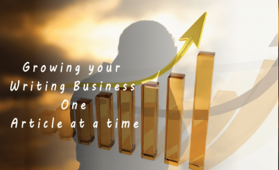 your writing business