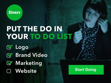 Get it done with Fiverr