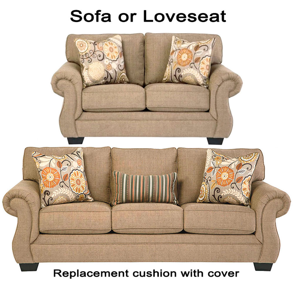 Replacement Cushion For Sofa Replacement Couch Cushions