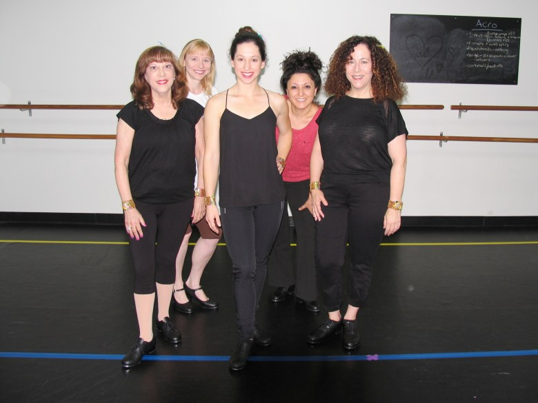 FWE - tap dancing 061316 group