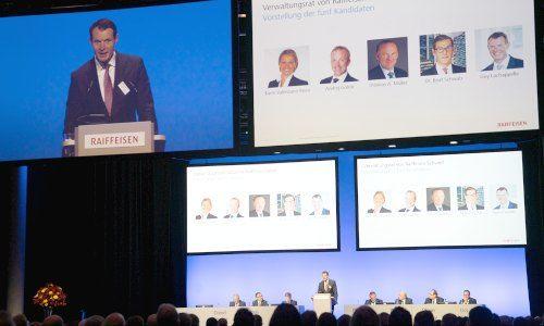 Raiffeisen, Delegate's Extraordinary Assembly