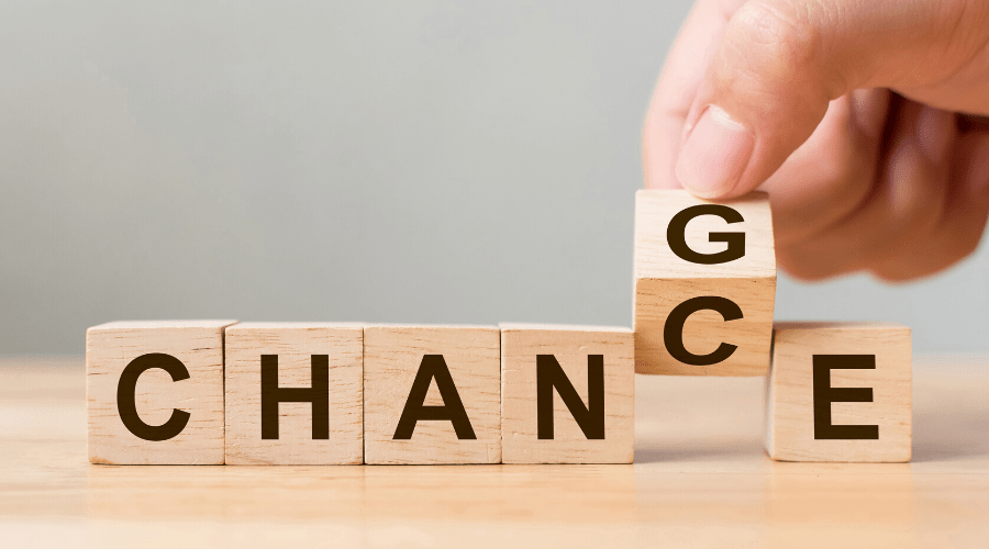 Change: Your Financial Well-Being Depends On It