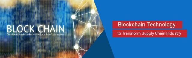 BlockChain dans la chaîne d'approvisionnement