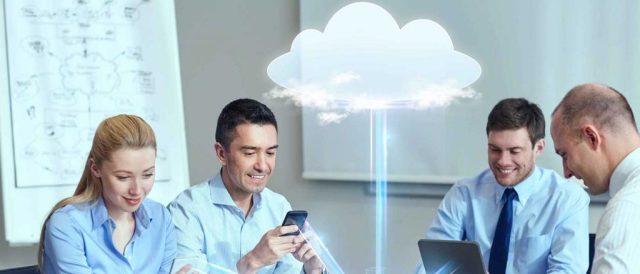 ERP hébergé dans le cloud