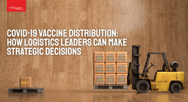Distribution du vaccin COVID-19