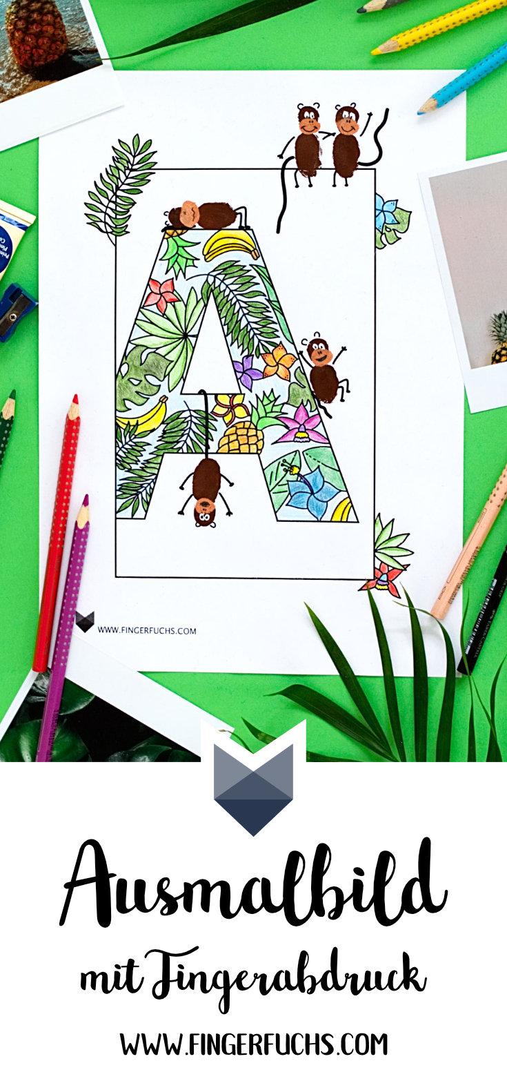Pinterest Alphabet lernen mit Kindern