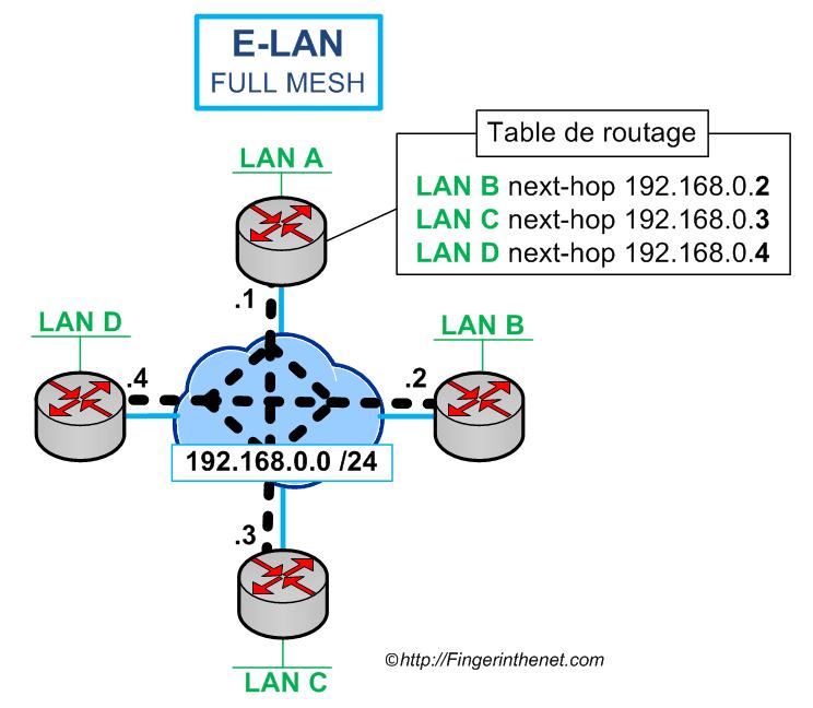 Ethernet LAN Service (E-LAN) 02