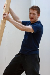 The Snow Queen Rehearsals - Robin Guiver