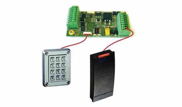 Access Control Wiegand Reader Interface Controller LIM V5 Borer Fingerprint Access Control