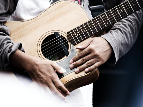 Fingerstyle Percussion