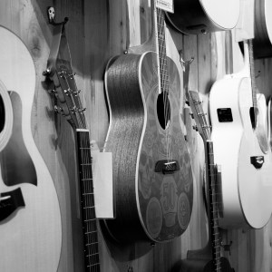Magasin de guitare