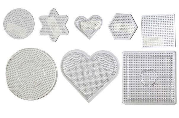 Bugelperlen Steckplatten Von Hama Spiel Idee