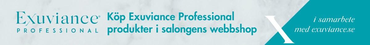 Köp Exuviance Professional produkter i salongens webbshop