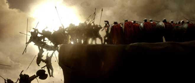 Retratado: campo de batalha medieval típico