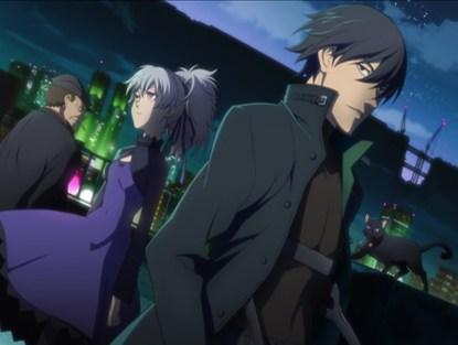 Tomori e Otosaka, anos depois.