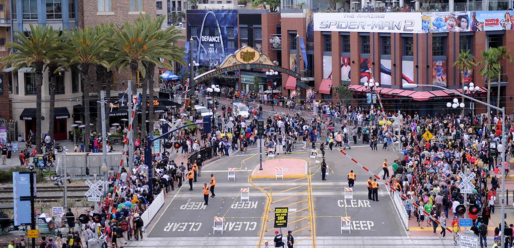 San Diego Comic-Con. Photo by Kendall Whitehouse