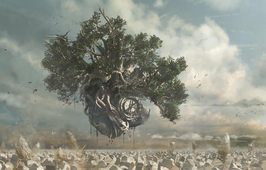 numenera tree