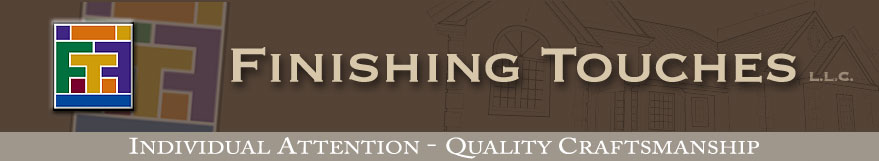 Finishing Touches LLC Logo