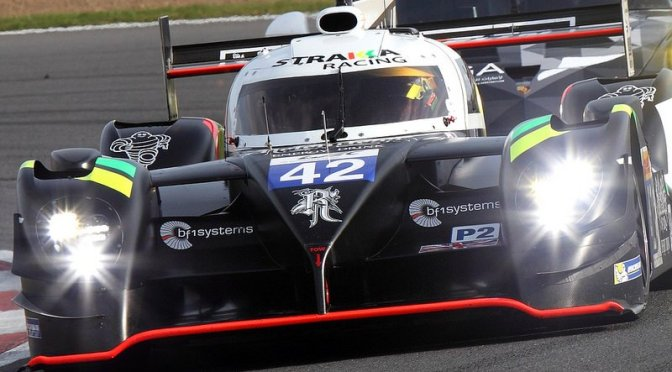 2016 WEC campaign over for Strakka Racing