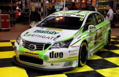 The new Handy Motorsport Northgate livery