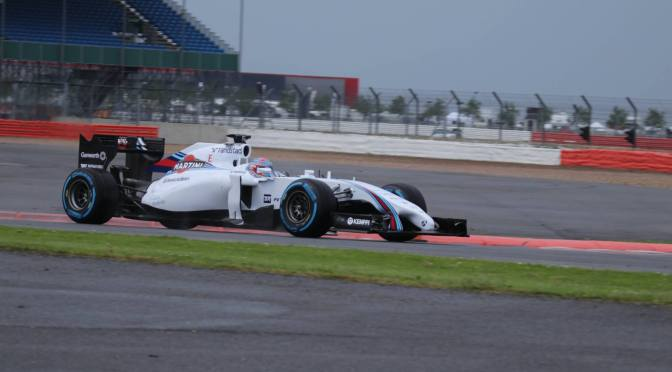 Williams 40th Birthday Celebrations Silverstone