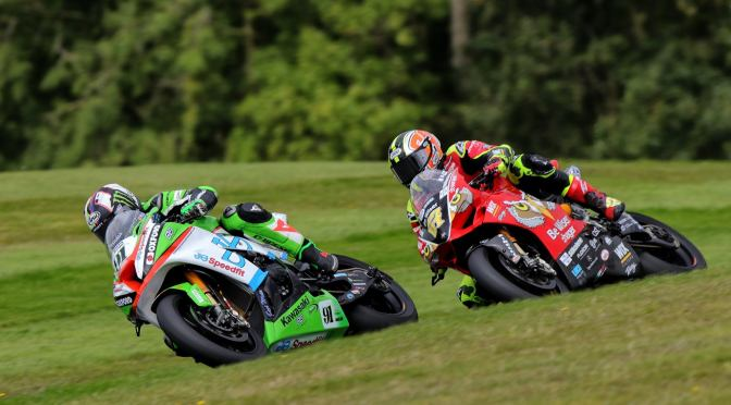 Brief look ahead to BSB at Silverstone Triple Header