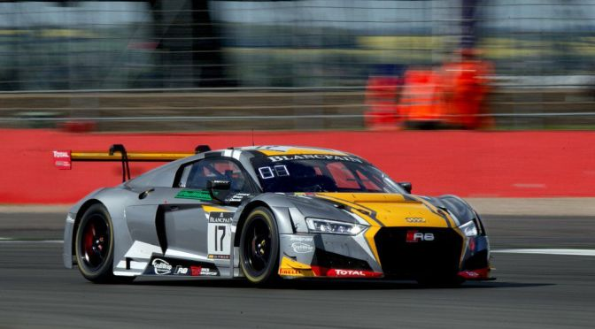 Blancpain Sprint Cup title claimed by Frijns & Leonard, Team WRT Audi