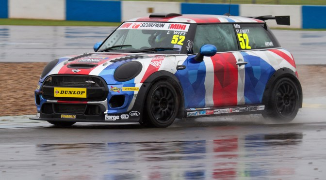 JCW Mini Challenge at Donington Park Gallery