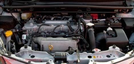 2ZR-FE Engine