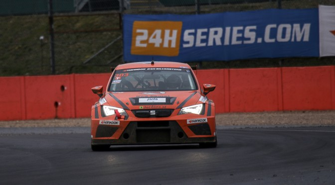 Creventic 24H Silverstone: Red Camel-Jordans.nl takes the win