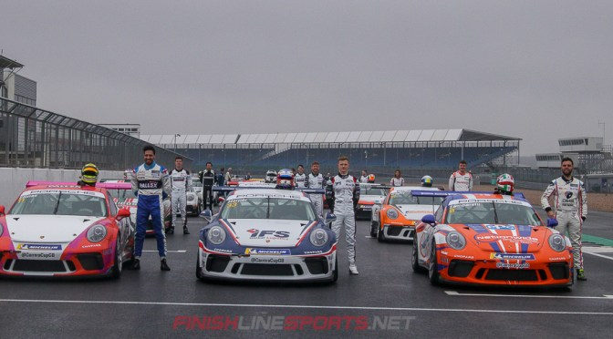 Porsche Carrera Cup GB look ahead to 2018 season
