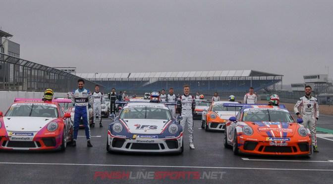Porsche Carrera Cup GB look ahead to 2018 season