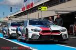 #81 BMW Team MTEK (DEU) BMW M8 GTE LMGTE Pro - Martin Tomczyk (DEU), Nick Catsburg (NLD), Philipp ENG (AUT), Thursday Set Up, Prologue , Circuit Paul Ricard, Le Castellet, Var, France