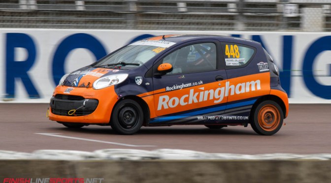 Rockingham Super Send Off, chequered flag falls at the Northamptonshire circuit for the final race meeting.
