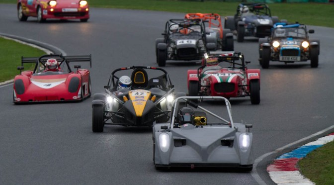 Spotlight on off season fun at Mallory Park