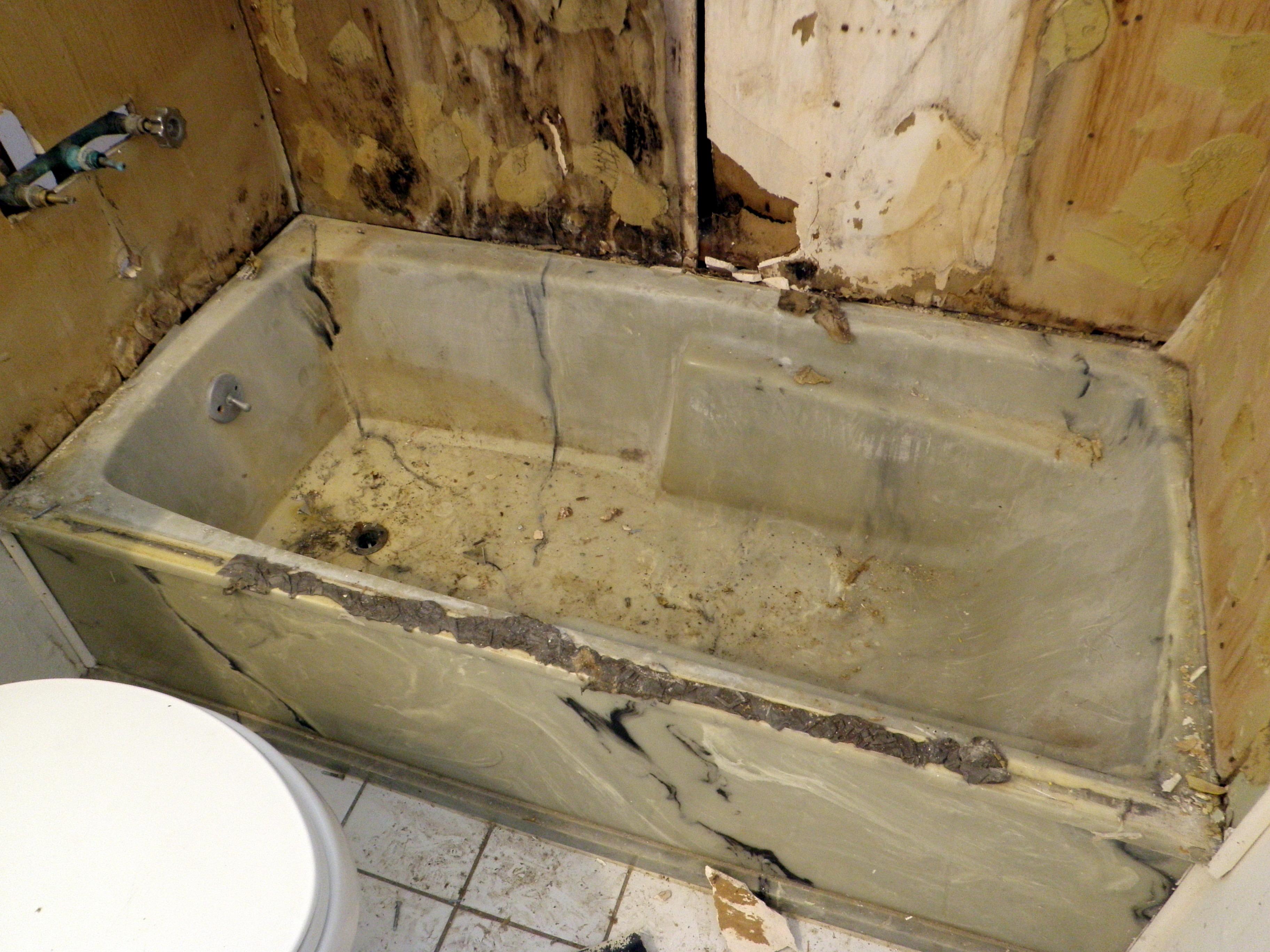 Before Amp After Photos Finish Pro Bathtub Refinishing