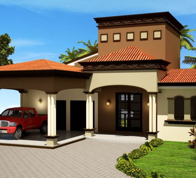 Costa Rica Houses for Sale   Mountain Homes   Casa Lantana