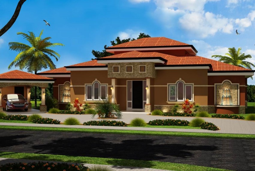 Building a Home in Costa Rica