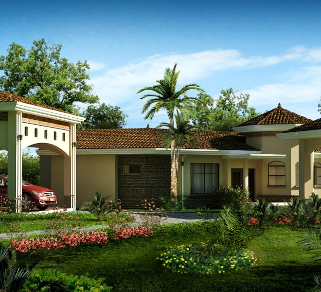 Designing A House In Costa Rica
