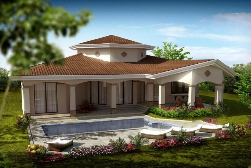Casa Tamarindo Back