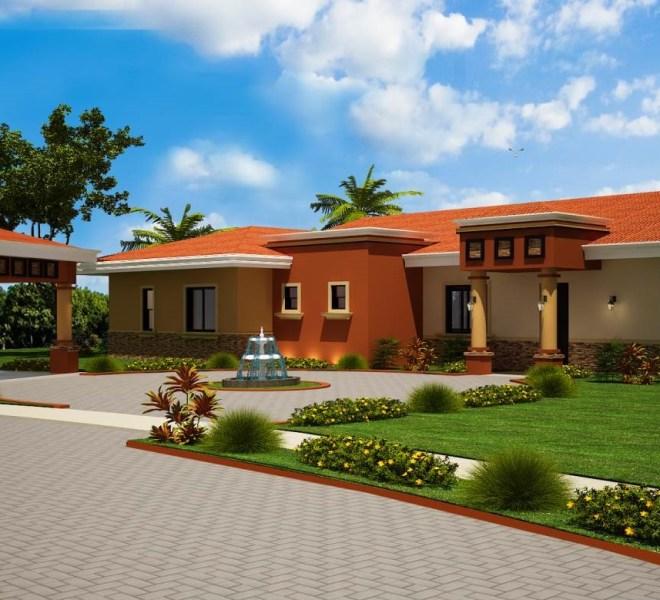 Tropical Homes for Sale Costa Rica   Casa Meroniux
