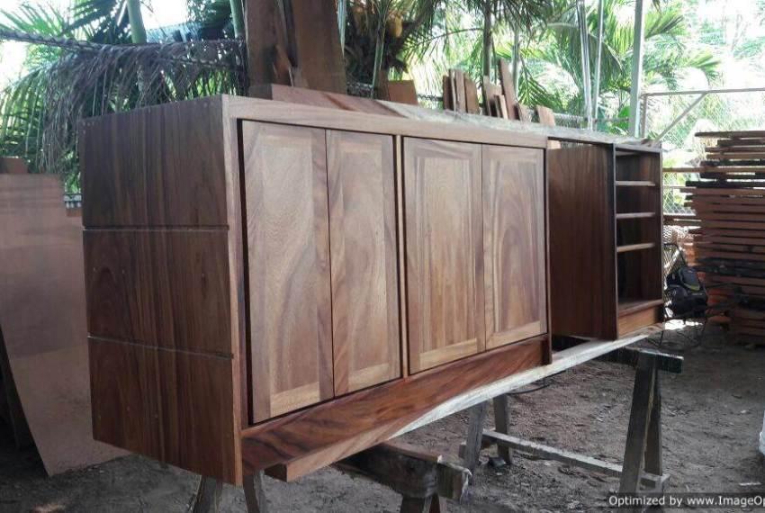 Custom hom design cabinet 1
