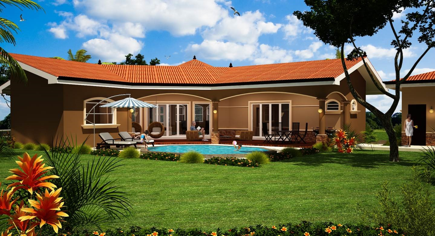 Custom house designs in Costa Rica