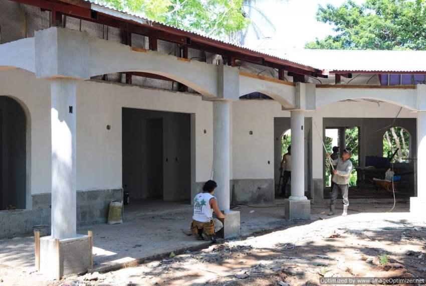 casa solarium construction 4