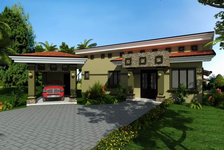Casa Ranchero 180 sq m