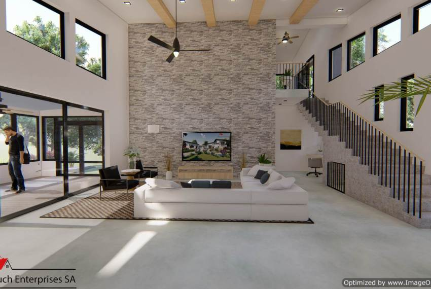 Energy Efficient Livingroom 4