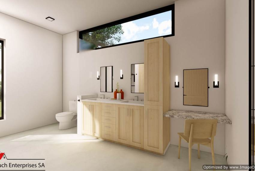 Energy Efficient Bathroom