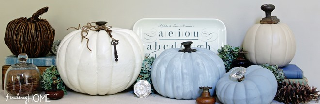 5 Batty (But True) Things About Pumpkins and Lace chalk paint Finish Your Crafts