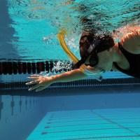 Boccaglio respiratore frontale snorkel JR Finis